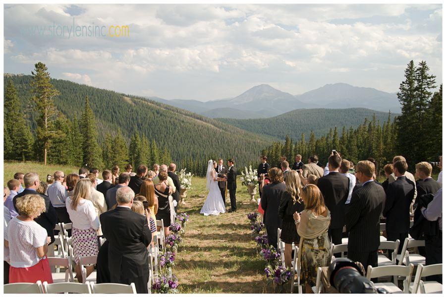 anticipation run wedding