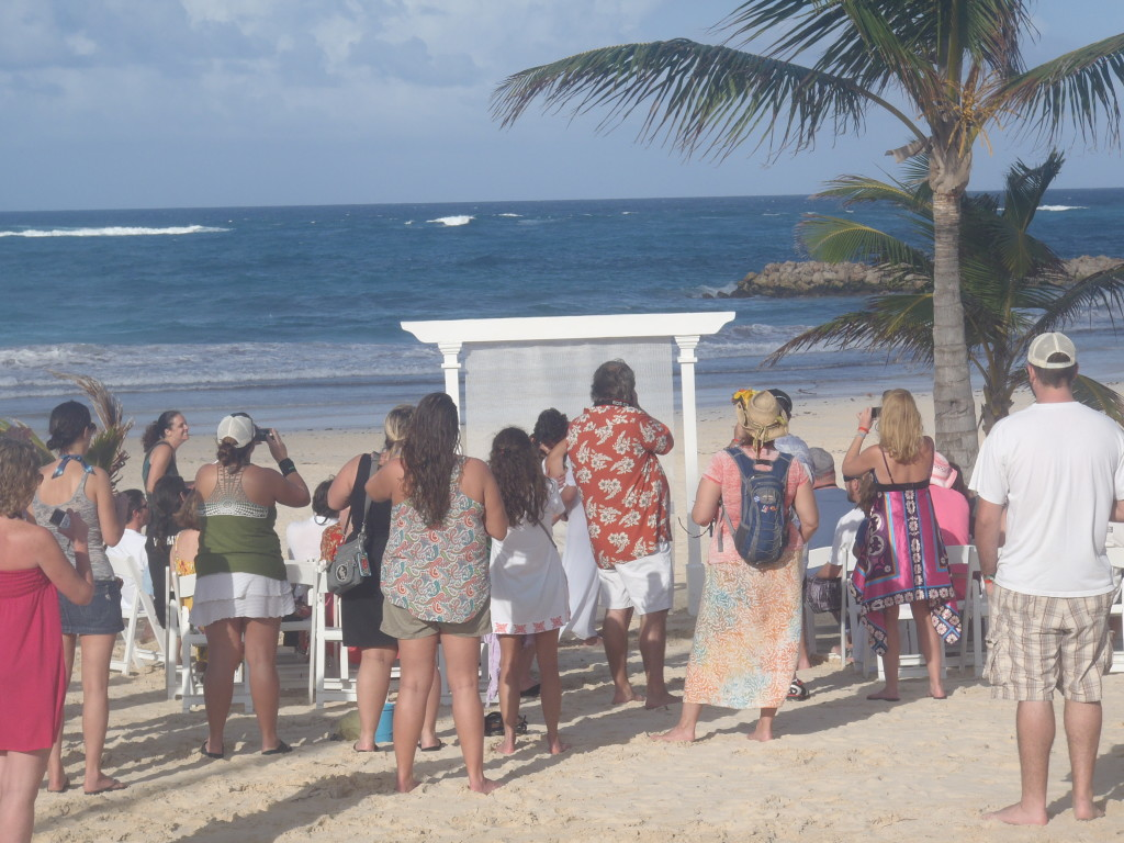 Fun And Casual Beach Wedding In Punta Cana Dominican Republic