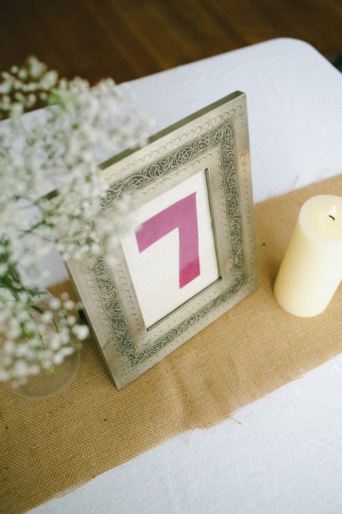 Recycledgreen Wedding Details Thrift Store Picture Frames