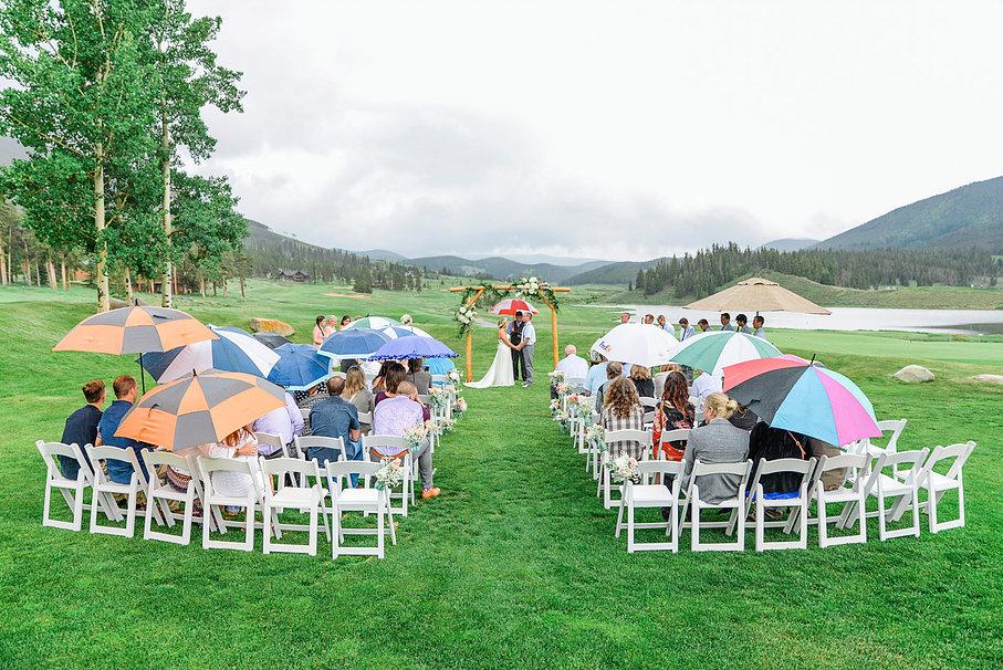 Keystone Ranch Wedding