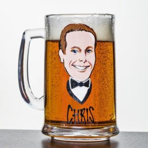 picture of a groomsmen gift