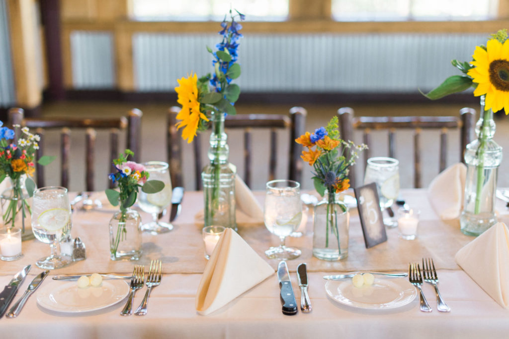 picture of wedding centerpieces