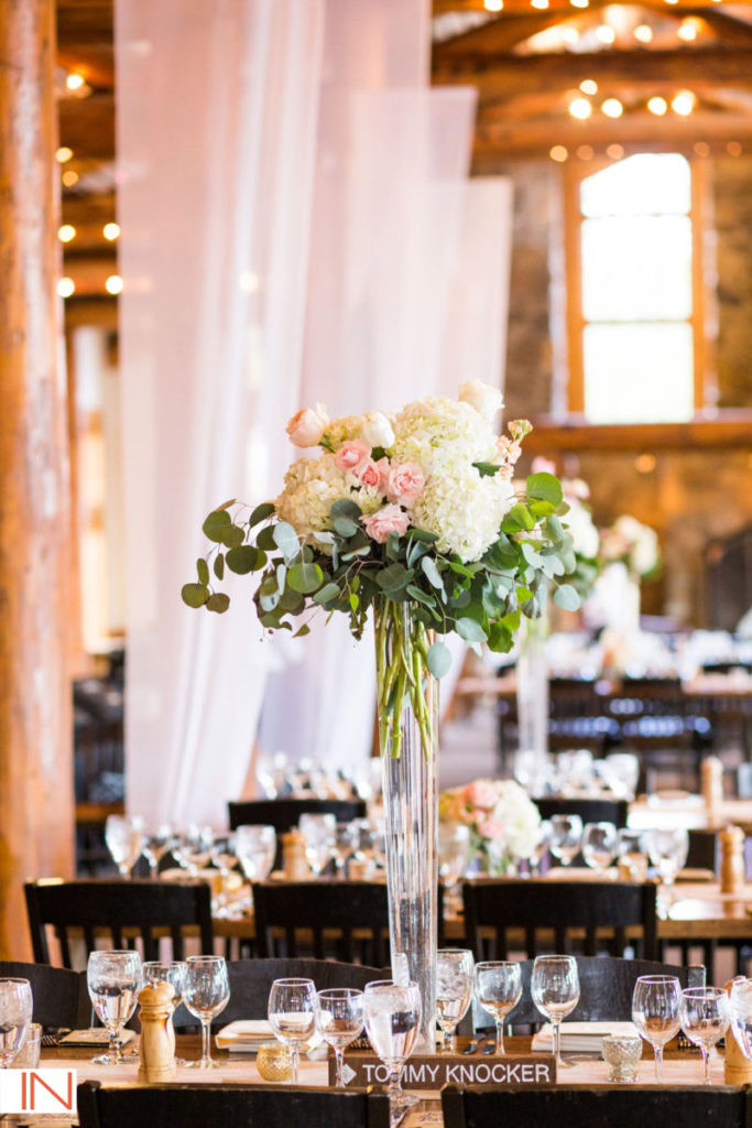 picture of wedding decor